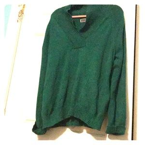 Karen Scott Green Sweater